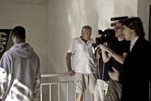 Working with students at EICTV in Havana